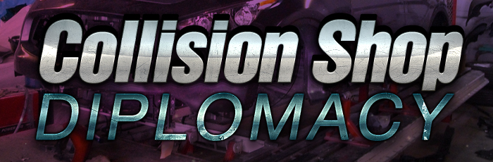 Collision Shop Article, AVI