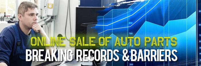 Online, Sales, Autoparts,
