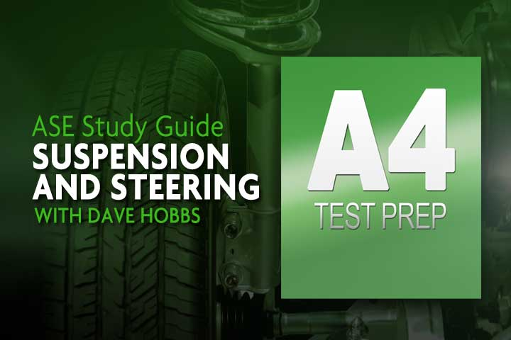 ase a4 test prep study guide suspension and steering the group rh thegrouptrainingacademy com ASE A9 Study Guide Del Mar ASE Study Guides